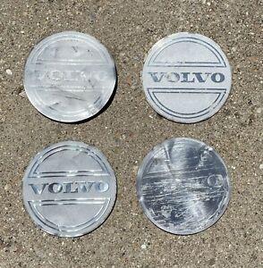 Volvo 240 wheel cover center logo emblem badge - Set Of 4
