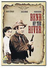 Bend Of The River Dvd James Stewart Brand New & Factory Sealed