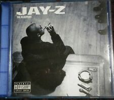 JAY Z The BLUEPRINT CD Hip Hop Good Condition Free Shipping