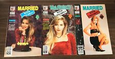 MARRIED WITH CHILDREN Kelly Bundy Special (Now Comics) -- #1 2 3 -- FULL Series