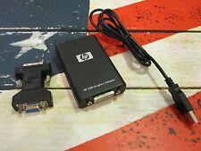HP USB External Graphics Adapter NL571AA    FREE SHIPPING!