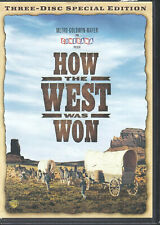 HOW THE WEST WAS WON (DVD 2008 2-Disc Set Special Edition) (D2)