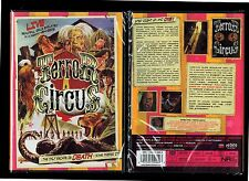 Terror Circus (Barn of the Naked Dead) Brand New Code Red DVD-Rare, Out Of Print
