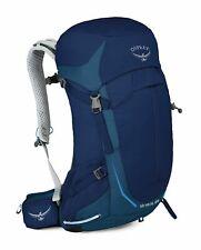 Osprey Stratos 26 Rucksack Tasche Eclipse Blue Türkis Neu