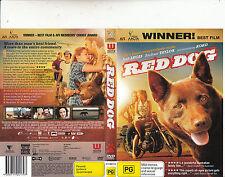 Red Dog-2011-Josh Lucas-Movie-DVD