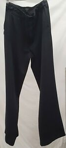 Margaret Howell Black military style trousers UK size 12