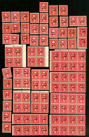 US Stamps # 646 F-VF Fresh lot of 100 OG NH Scott Value $160.00