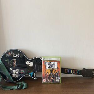 Guitar Hero 3 - Xbox 360 - Includes Gibson Guitar