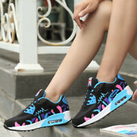 Women Athletic Air cushion Sneaker Outdoor Breathable Casual Sport Running Shoes