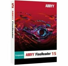 ABBYY FineReader Corporate 15 LifeTime Activation License Key(INSTANT DELIVERY)
