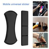 2pcs Nano Rubber Sticky Pad Anti-Slip Mat Gel Dash Car Mount Holder for Phones