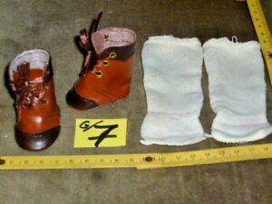 Puppen - Schuhe - Stiefel  -- für Puppen ca. 30 - 40 cm