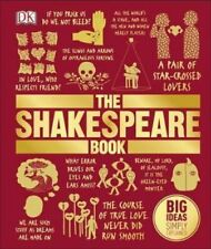 NEW The Shakespeare Book By Dorling Kindersley Hardcover Free Shipping