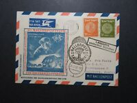 Israel 1953 Balloon Post Cover to Austria (I) - Z11396