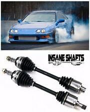 Insane Shafts Axles For 94-01 Integra 92-00 Civic B-Series 500HP B16 B18B B18C