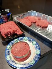 3/4 lb Texas burger mold deer feeder whitetail turkey