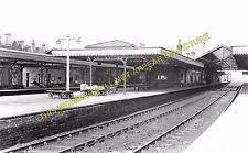 Bletchley Railway Station Photo. Leighton Buzzard - Milton Keynes. L&NWR (9)