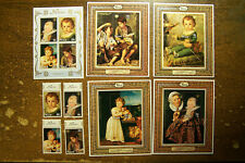 Niue 1979 #237-240 MNH Blocks and Singles - International Year of the Child ICY