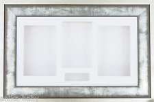 Large 3D Urban Metal Shadow Box Wedding Keepsake Cast Medal Display Photo Frame