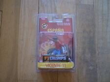 FTChamps Vicente 11 Figura de acción 7.5cm. Serie 4-4-2 - Selección España