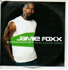 (255J) Jamie Foxx, Extravaganza ft Kanye West - DJ CD