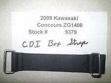 2009 09 Kawasaki Concours ZG1400 CDI Box Storage