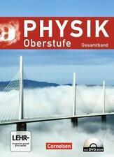 Physik Oberstufe - Allgemeine Ausgabe / Gesamtband Oberstufe - Schülerbuch mit D