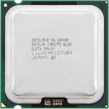 FRA Intel Core 2 Quad Q8400 (4M Cache, 2.66 GHz, 1333 FSB) Socket 775