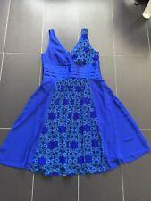 Stunning Coloured UNDERCOVERWEAR UCW Babydoll Flowy Dress sz 16 18