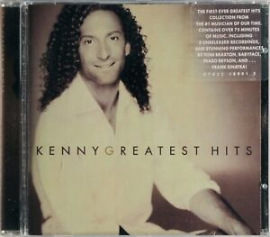 Kenny G - Greatest Hits CD - Free Post