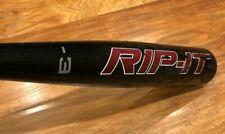 "New listing $300 RIP-IT Prototye BBCOR 2 5/8"" Senior Baseball bat 32 29 Easton Z2k Mako XL1"