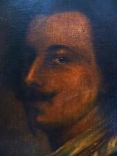 "FINE 18th CENTURY OLD MASTER OIL  PAINTING "" PORTRAIT OF A NOBLE """