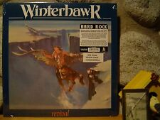 WINTERHAWK Revival LP/1982 US Hard Rock Monster/Sea Foam Green Vinyl RE/Ltd.300