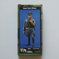 Verlinden Productions Super Scale 120 mm Model Kit ~ SS Officer WWII 0497 ~ NEW