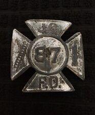 Jersey City Nj New Jersey Fireman Fire Badge Cairns Olson Reese Wilson Braxmar