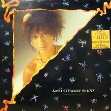 Amii Stewart(Vinyl LP)The Hits-Sedition-SED 9000-UK-Ex-/NM