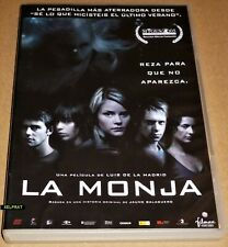 LA MONJA - THE NUN Luis de la Madrid -DVD R2- English Español