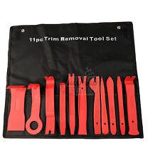 11-TLG Zierleistenkeil SET // Plastikkeil Montierhebel Werkzeug Keile Hebel Keil