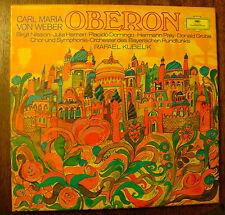 Brigit Nilsson, Rafael Kubelik on Deutsche Grammophon 2709035 – Weber Oberon