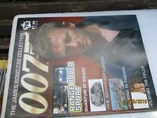 MAGAZINE ONLY JAMES BOND CAR COLLECTION  79 Range rover Sport