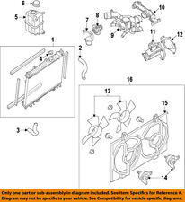 Infiniti NISSAN OEM 11-13 M56 Cooling System-Water Outlet 110601MC0A