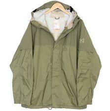 BURTON AK GORE-TEX Active Lining System Hooded Ski Jacket Men Size L MJ1587