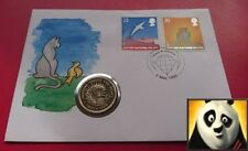 1995 SCARCE £2 Two Pound United Nations 50th Anniv. Numismatic Coin Cover PNC