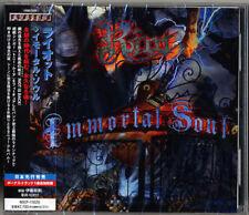 RIOT-IMMORTAL SOUL-JAPAN CD BONUS TRACK F75