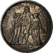 [#851382] Coin, France, Hercule, 10 Francs, 1971, Paris, AU(50-53), Silver