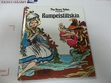 The Storyteller presents RUMPELSTILTSKIN Rex Irvine John Strejan Superscope 1973