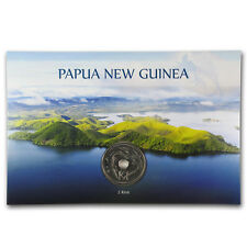 Papua New Guinea 1 Kina BU
