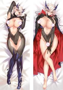 Fate Lancer Artoria Pendragon Dakimakura Pillow Case Cover Hugging Body