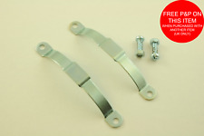 BIKE VINTAGE TYPE WATER BOTTLE CAGE CLIPS,FIXING BRACKETS MOUNTING CLAMPS EROICA
