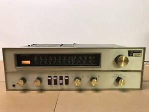The Fisher 220-T Vintage AM/FM Stereo Receiver Amplifier